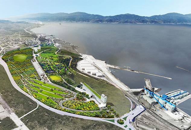 PORT Urbanism - Port design